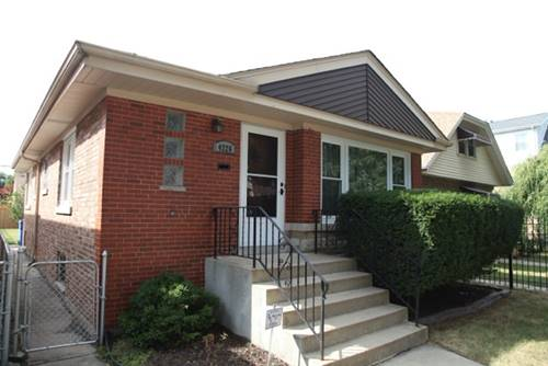 4226 N Mobile, Chicago, IL 60634