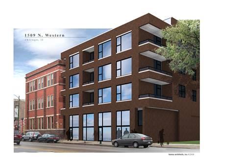 1509 N Western Unit 204, Chicago, IL 60622 Wicker Park