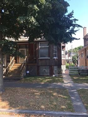 3647 N Leavitt, Chicago, IL 60618 North Center