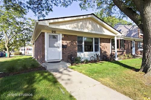 210 Jefferson, Wood Dale, IL 60191