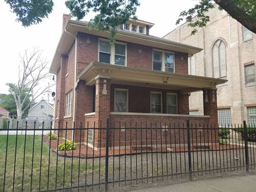 8308 S Sangamon, Chicago, IL 60620