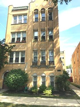 4327 N Richmond Unit 1A, Chicago, IL 60618