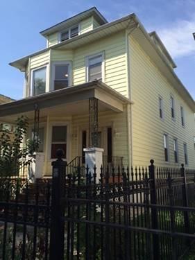 2224 N Keystone, Chicago, IL 60639