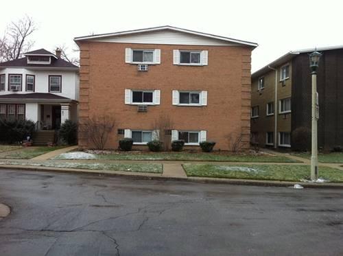 427 S Elmwood Unit 2, Oak Park, IL 60302