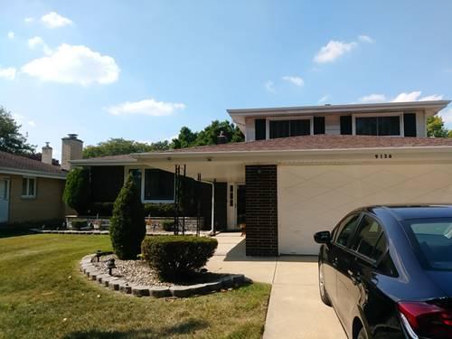9136 S Komensky, Oak Lawn, IL 60453