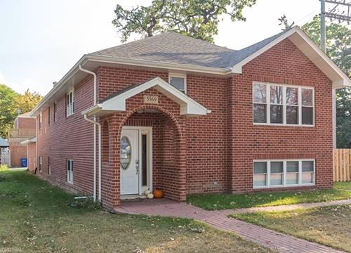5569 W 96th, Oak Lawn, IL 60453