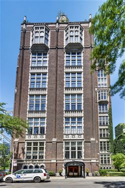 20 E Cedar Unit 10C, Chicago, IL 60611 Gold Coast