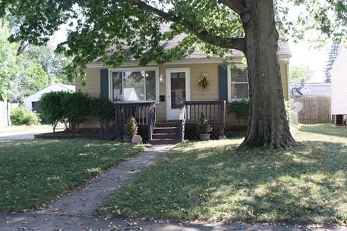 1208 Roosevelt, Joliet, IL 60435