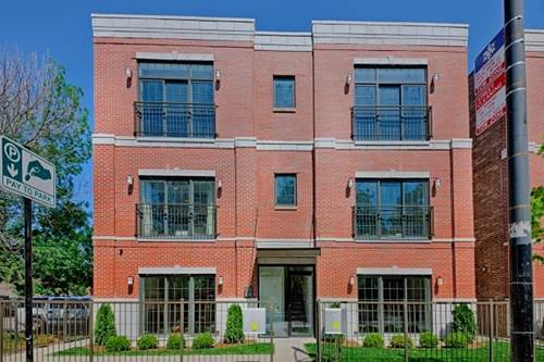 3933 N Kedzie Unit 2S, Chicago, IL 60618