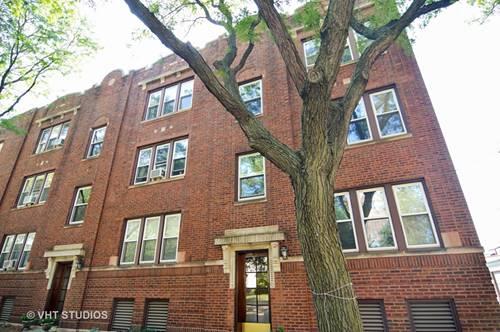 2311 W Ainslie Unit 2, Chicago, IL 60625 Lincoln Square