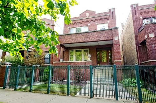 4207 N Wolcott, Chicago, IL 60613 North Center