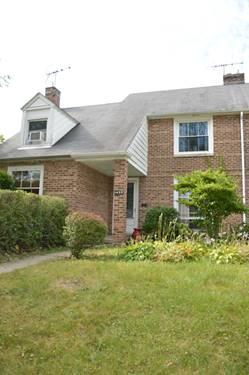 1433 Willow, Des Plaines, IL 60016