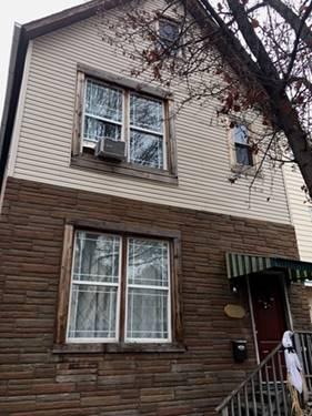 1724 N Talman, Chicago, IL 60647