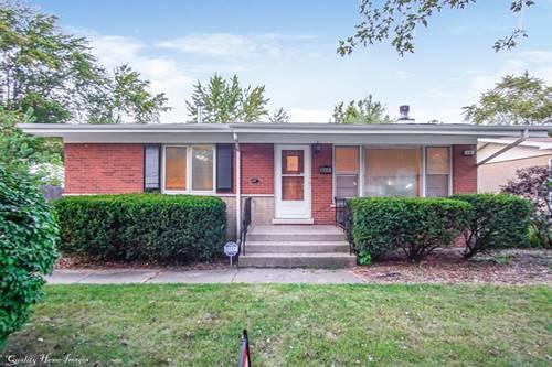 835 W Terrace, Glenwood, IL 60425