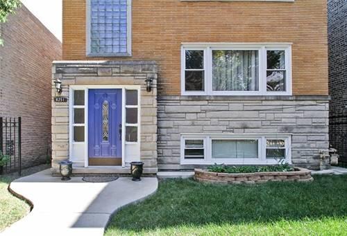 6251 N Mozart, Chicago, IL 60659