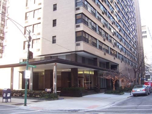 850 N Dewitt Unit 15H, Chicago, IL 60611 Streeterville