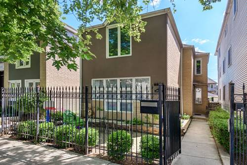 2427 N Marshfield, Chicago, IL 60614
