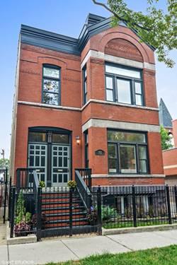 1542 N Leavitt, Chicago, IL 60622 Wicker Park