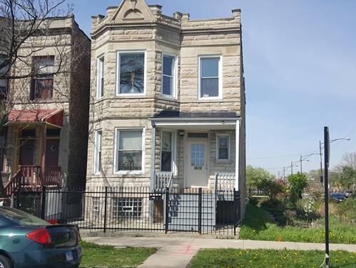 1602 S Hamlin, Chicago, IL 60623