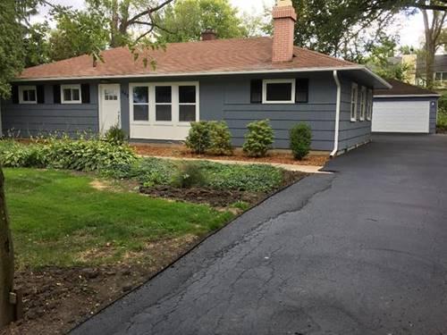 640 W 55th, Hinsdale, IL 60521