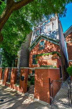 1934 N Bissell, Chicago, IL 60614 West Lincoln Park