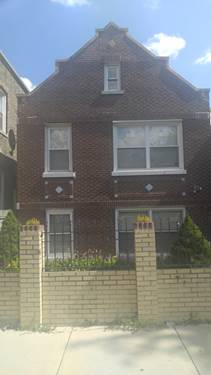 2507 S Whipple, Chicago, IL 60623