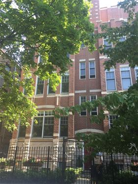 827 W Bradley Unit 3E, Chicago, IL 60613 Lakeview