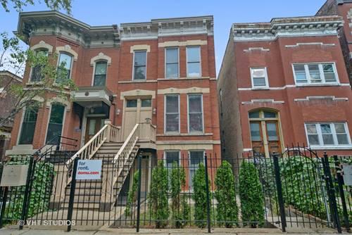 1419 N Wicker Park Unit 1, Chicago, IL 60622 Wicker Park