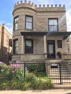 3109 W Augusta Unit 2, Chicago, IL 60622