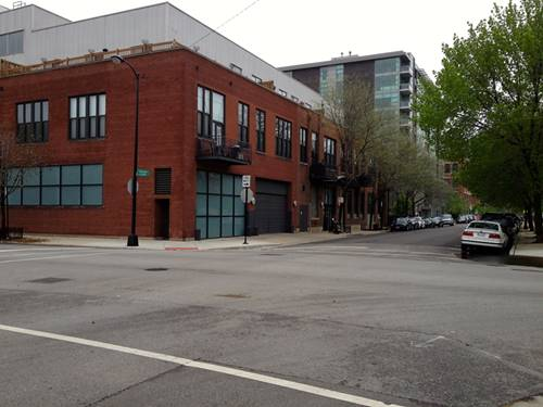 203 S Sangamon Unit 217, Chicago, IL 60607 West Loop