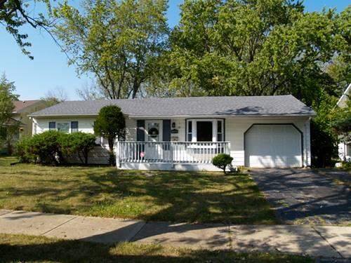 10 N Cedar, Glenwood, IL 60425