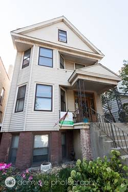 4716 N Campbell Unit G, Chicago, IL 60625 Lincoln Square