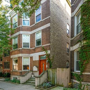 2237 W Medill Unit 1, Chicago, IL 60647 Bucktown