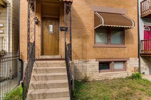 3436 W Drummond, Chicago, IL 60647 Logan Square