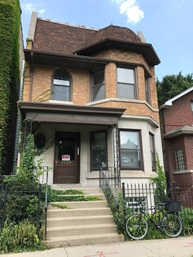 1128 W Addison Unit 2, Chicago, IL 60613 Lakeview