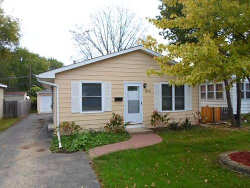 513 Arbor, Round Lake Park, IL 60073