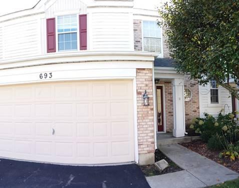 693 Savannah, Crystal Lake, IL 60014