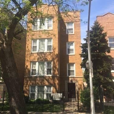 6334 N Claremont Unit 1, Chicago, IL 60659