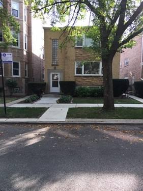5515 N Artesian Unit 2, Chicago, IL 60625