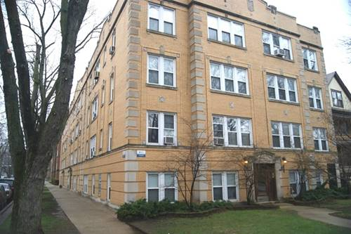 6970 N Wolcott Unit 3N, Chicago, IL 60626