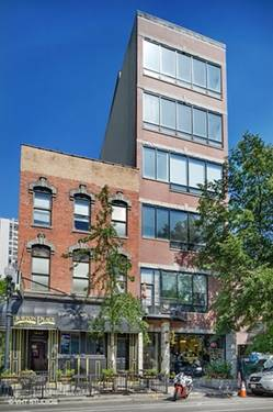 1445 N Wells Unit 4, Chicago, IL 60610 Old Town