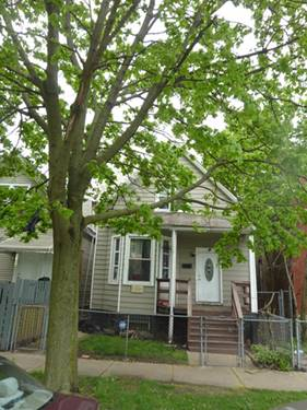 6126 S Carpenter, Chicago, IL 60621