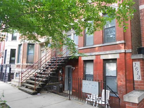 1615 N Winchester Unit 3, Chicago, IL 60622 Bucktown