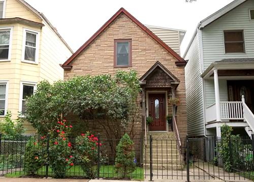 3035 N Hamilton, Chicago, IL 60618 West Lakeview