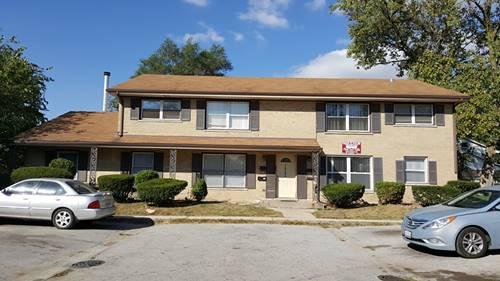 14504 Cottage Grove Unit 1N, Dolton, IL 60419