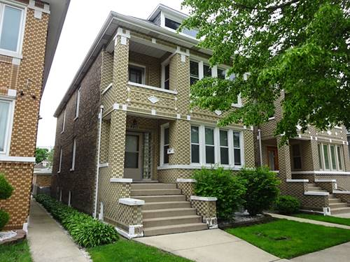 4911 S Keeler, Chicago, IL 60632