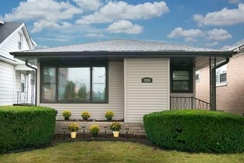 7220 W Cullom, Norridge, IL 60706