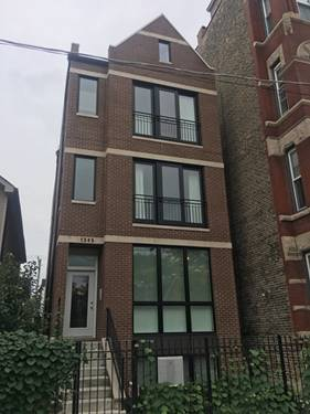 1345 W Huron Unit 2, Chicago, IL 60642
