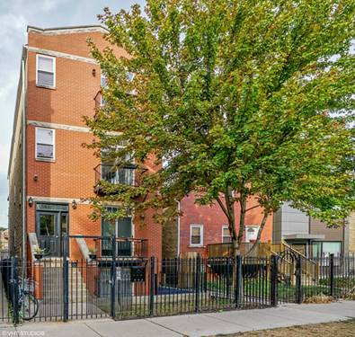 1512 N Campbell Unit 2, Chicago, IL 60622