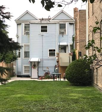 3304 W Warner, Chicago, IL 60618